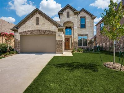 Prosper Single Family Home For Sale: 16008 Placid Trail