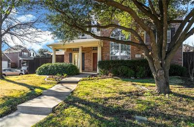 Frisco Single Family Home For Sale: 4403 Hearthstone Drive