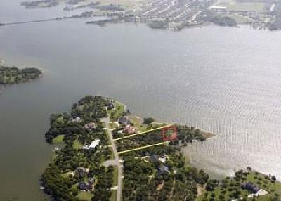 Little Elm Residential Lots & Land For Sale: 3956 Spinnaker Run