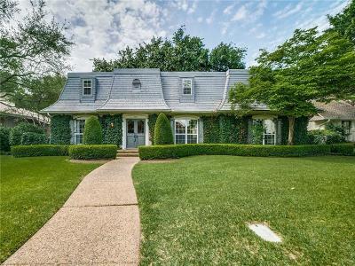 Dallas County Single Family Home For Sale: 7008 Joyce Way
