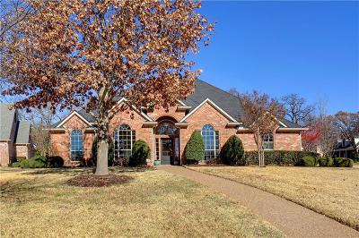 Keller Single Family Home Active Option Contract: 953 Monarch Way