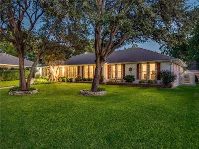 Dallas County Single Family Home For Sale: 4366 Willow Lane
