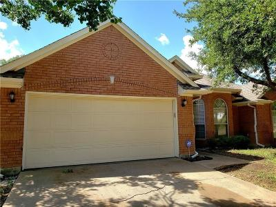 Arlington Single Family Home For Sale: 1506 Coralwood Drive