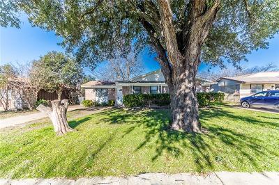 Single Family Home Active Contingent: 6604 La Grange Drive