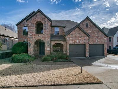 Rockwall Single Family Home For Sale: 1965 Creekside Drive