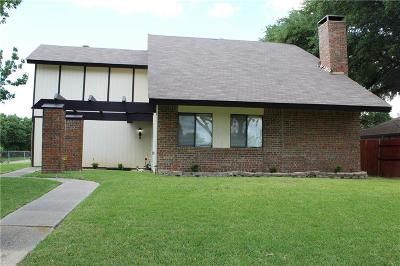 Dallas County, Denton County Single Family Home For Sale: 1715 Southampton Drive