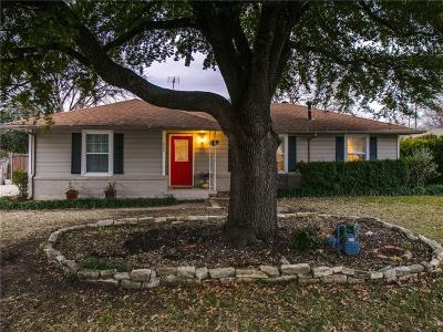 Allen Single Family Home For Sale: 302 Ellis Street