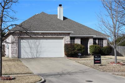 Cedar Hill Single Family Home For Sale: 1505 Willow Lane