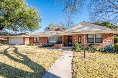 Single Family Home For Sale: 3709 Clayton Road W
