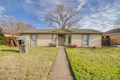 Crandall Single Family Home For Sale: 107 Amy Drive