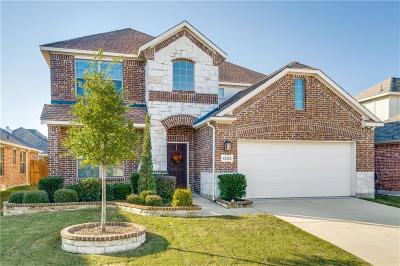 Frisco Single Family Home Active Option Contract: 12212 Candle Island Drive