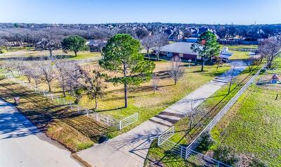 Keller Single Family Home Active Option Contract: 706 Barbara Lane