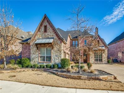 Frisco Single Family Home For Sale: 11148 Powder Horn Lane