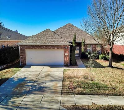Mckinney Single Family Home For Sale: 2808 Hudson Crossing
