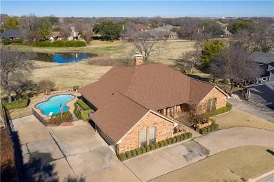 Fort Worth Single Family Home For Sale: 11704 Wind Creek Court