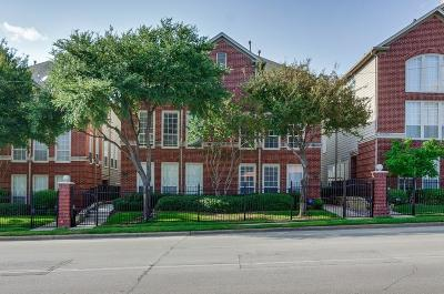 Fort Worth Townhouse Active Option Contract: 1004 W Belknap Street