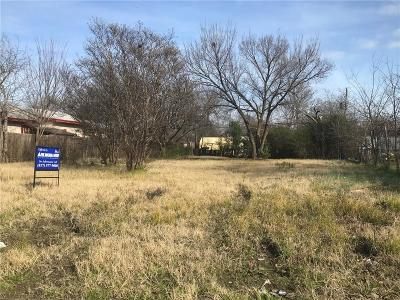 Fort Worth Residential Lots & Land For Sale: 4924 Mona Lisa Street