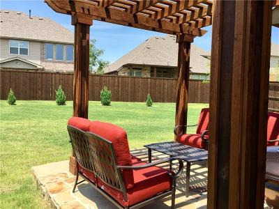 Mckinney Single Family Home Active Option Contract: 1420 Caney Creek Lane