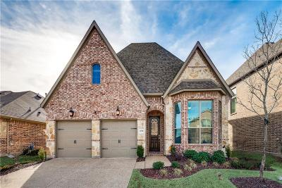 Prosper Single Family Home For Sale: 16700 Spence Park Lane