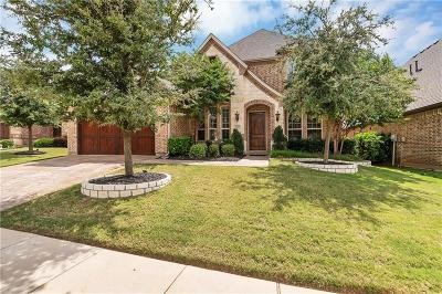 Colleyville Single Family Home For Sale: 6221 Cimmaron Trail