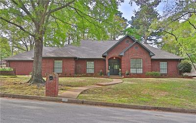 Tyler Single Family Home For Sale: 1401 Tall Timber Drive