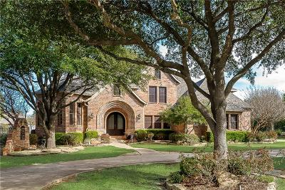Collin County Single Family Home For Sale: 390 Oak Ridge Drive