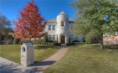 Tarrant County Single Family Home For Sale: 6705 Olympia Hills Road