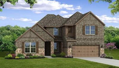McKinney Single Family Home For Sale: 3710 Ryeland Cove