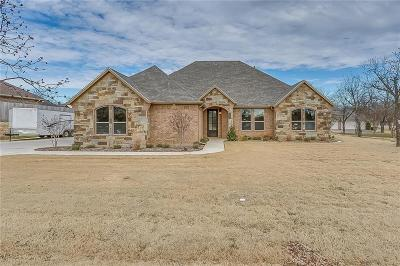 Granbury Single Family Home For Sale: 9131 Hanging Moss Drive
