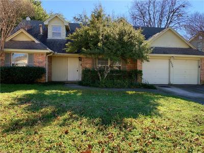 Farmers Branch Single Family Home For Sale: 2930 Selma Lane