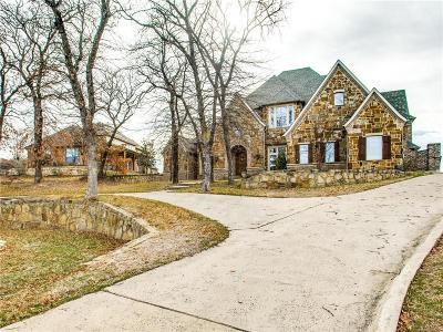 The Resort On Eagle Mountain Lake, Resort On Eagle Mountain Lake Single Family Home For Sale: 5809 Lakeside Drive