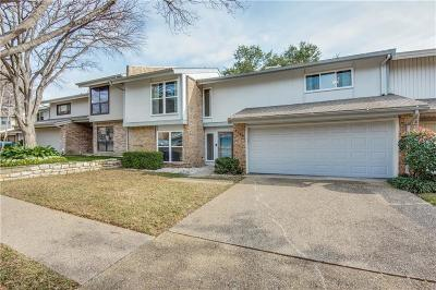 Carrollton Townhouse For Sale: 2962 Buttonwood Drive