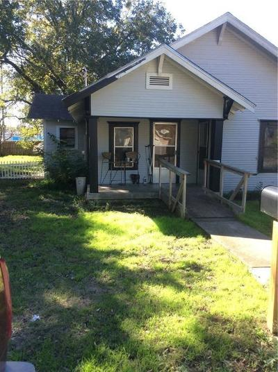 Decatur Single Family Home For Sale: 304 E Ash Street