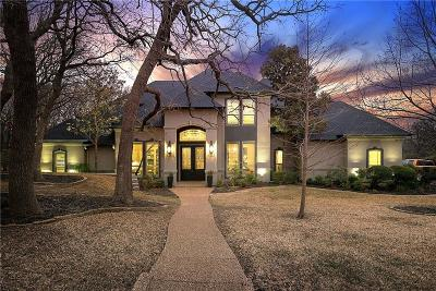 Flower Mound Single Family Home For Sale: 4805 Schooner Court