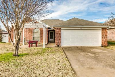 Burleson Single Family Home For Sale: 1136 Darren Drive
