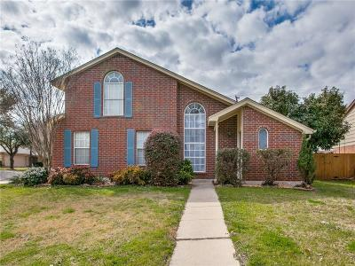 Mansfield Single Family Home For Sale: 1301 High Crest Drive