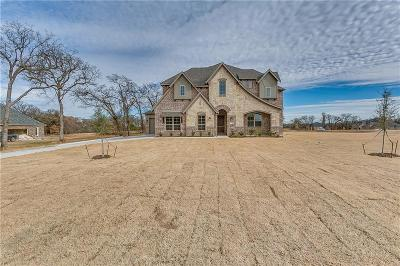 Burleson Single Family Home For Sale: 4106 Hill Court