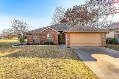 Red Oak Single Family Home Active Option Contract: 115 Hill Lane