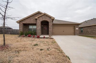 Fort Worth Single Family Home For Sale: 2612 Stonewall Lane