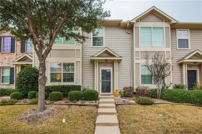 Fort Worth Townhouse For Sale: 3061 Peyton Brook Drive