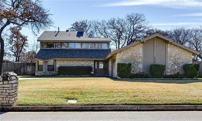 North Richland Hills Single Family Home For Sale: 7320 Londonderry Drive