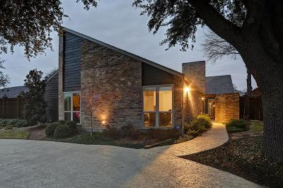 Dallas, Fort Worth Single Family Home For Sale: 9423 Hill View Drive