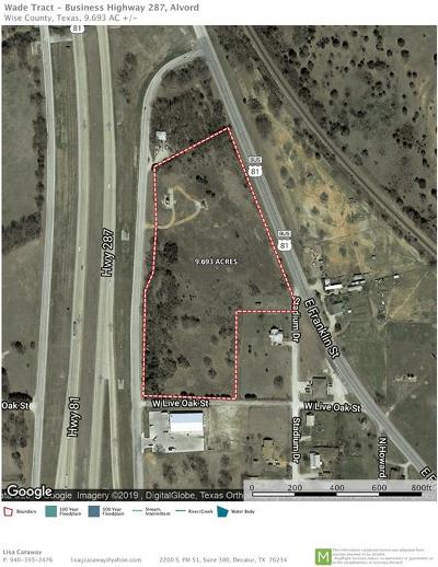 Wise County Farm & Ranch For Sale: Us Hwy 81-287 Highway