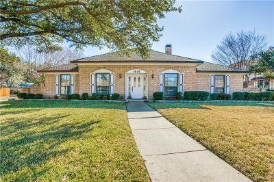 Richardson Single Family Home For Sale: 1614 Tulane Drive