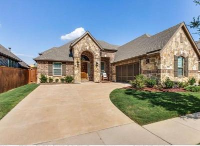 McKinney Single Family Home For Sale: 3426 Challis Trail