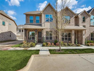 Flower Mound Townhouse For Sale: 2224 Zenith Avenue