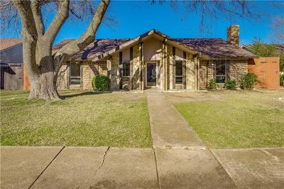 Garland Single Family Home For Sale: 2105 Homestead Place