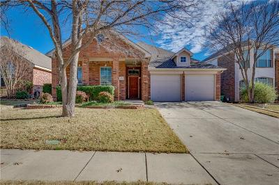 McKinney Single Family Home For Sale: 2609 Wales Drive