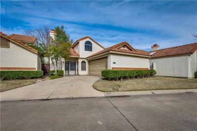 Irving Single Family Home For Sale: 635 Fiesta Circle