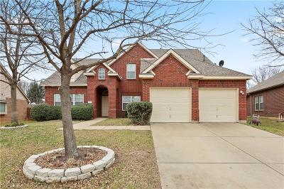 Denton Single Family Home For Sale: 3520 Mustang Drive